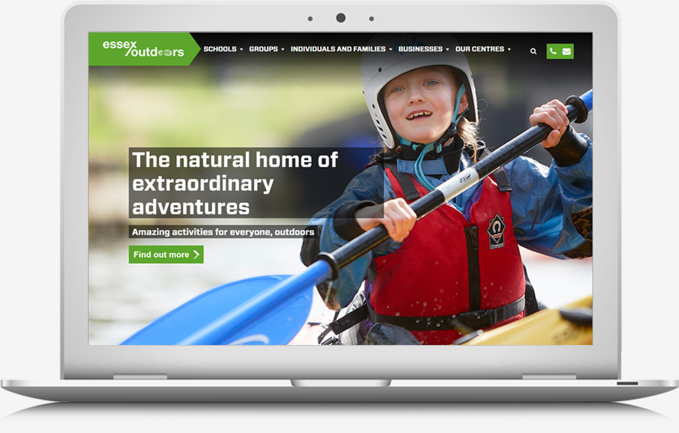 Featured Website - Essex Outdoors